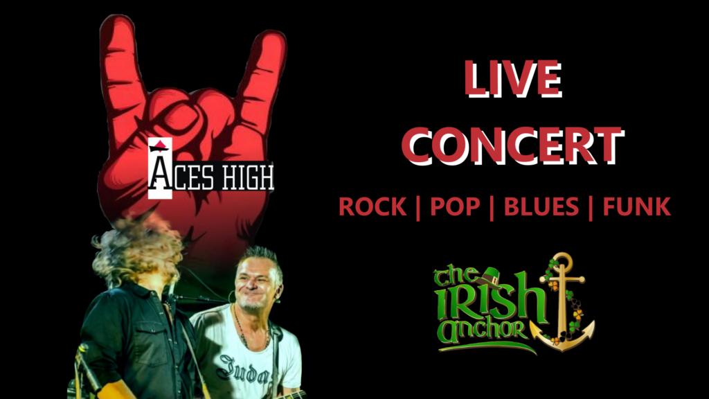 The Irish Anchor   Live Music in Costa Adeje